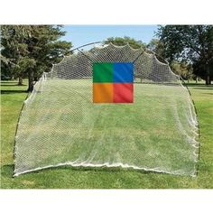 Golf Online Easy Golf Net (7ft x 9ft) The Easy Net is the perfect golf net for practicing. Made with a shock-corded fibreglass frame to sheild from high impact shots. Dimension - 7ft x 9ft (8/6) http://www.MightGet.com/may-2017-1/golf-online-easy-golf-net-7ft-x-9ft-.asp