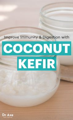 Coconut Kefir contains many probiotic, bioactive compounds and as many as 30 strains of good bacteria that help fight against tumors, bacteria, carcinogens and more.