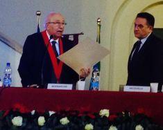 All'Accademico Ordinario Prof. Raimondo VILLANO è conferito il Premio Speciale ASAS per gli studi storici nel campo delle Scienze Biomediche e Farmaceutiche (Roma, Accademia di Storia dell'Arte Sanitaria-MiBACT, Complesso Monumentale dell'Ospedale Santo Spirito in Sassia, Sala Alessandrina, 15 dicembre 2016);