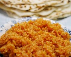 The best spanish rice I have ever tasted (and I'm from New Mexico).