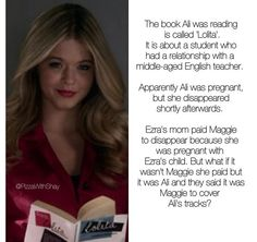 Pretty Little Liars theory - Thoughts?