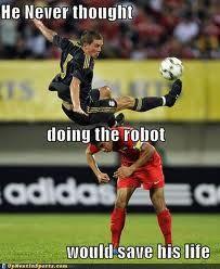 Funny Soccer Pic:
