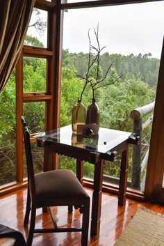 Tsala, a gorgeous tree top lodge in Plettenberg Bay