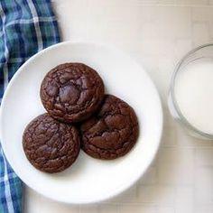 """Chewy Chocolate Cookies II   """"Delicious cookies that taste like brownies."""""""