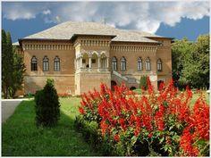 Palatul Mogosoaia. A fost construit până în 1702 de către Constantin Brâncoveanu în stil arhitectural românesc renascentist sau stil brâncovenesc, o combinație de elemente venețiene cu elemente otomane