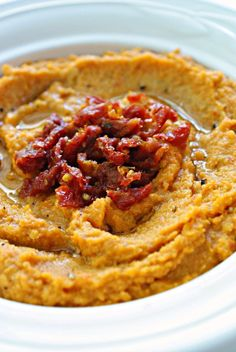Sun-Dried Tomato Hummus: A Snack-Time Staple Majorly Upgraded