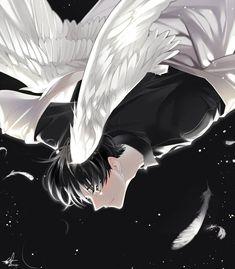 Beautiful Moments, Beautiful Boys, Angel Halo, Make A Character, New Readers, Anime Sketch, Boy Art, Light Novel, Yin Yang
