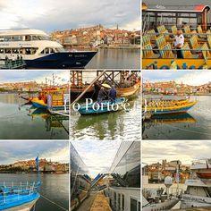 o Porto é... um rio para navegar