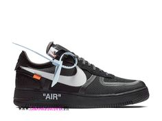 the latest 0bc4a aa204 OFF White x Nike Air Force 1 low AO4606-001 Chaussures de basket pas cher