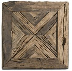 Uttermost Rennick Reclaimed Wood Wall Art in Rustic Pine for sale online Rustic Wood Wall Decor, Carved Wood Wall Art, Reclaimed Wood Wall Art, Rustic Walls, Wooden Walls, Barn Wood, Repurposed Wood, Salvaged Wood, Into The Woods