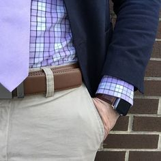 Purple navy and a new belt from @missionbeltco. It's going to be a good day   #ootd #wiwt #ootdmen #styleinspo #dapper #mensfashionpost #blazer #mensfashionreview #theamateurprofessional #businesscasual  #harrisburg #centralpa #mensclothing #style4guys #styleoftheday #onehandinmypocket #itsbanana #brmens #bananarepublic #dressedchest #thedapperjuan #ejsamson #combatgent #missionbelt #missionbeltco #mysnugg #applewatch #skinnytiemadness