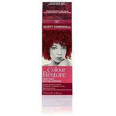Scott Cornwall Color Restore, Deep Red Toner, 3.3 fl. oz. *** Check out the image by visiting the link. (This is an affiliate link and I receive a commission for the sales)
