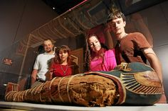 Story of Annie highlights new 'Lost Egypt' exhibit at Franklin Institute