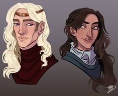 Patreon Rewards: Rhaegar and Lyanna by naomimakesart on DeviantArt Rhaegar And Lyanna, Black Dreads, Fire Fans, Vampire Teeth, Game Of Trones, I Love Games, Game Of Thrones Art, Fire And Ice, Disney Characters