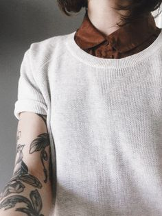 tomboy/femme style.                                                                                                                                                     More