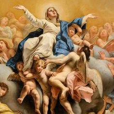 The Assumption of the Blessed Virgin Mary                              …