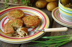 Placki ziemniaczane z mięsem (draniki)