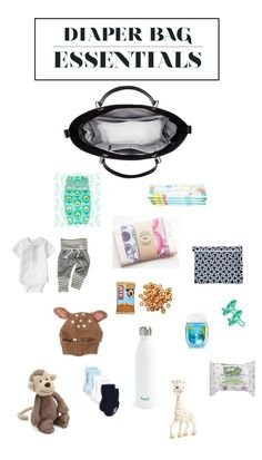 52b23c15b264 What s in my diaper bag  Must haves for babies 0-9 months! Toddler