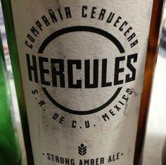 Hércules [Mexican Beer]