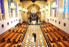 The Chapel at St.Johns, in Plymouth Michigan