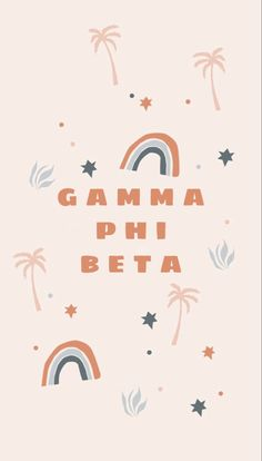 Go Greek, Greek Life, Wallpaper Backgrounds, Wallpapers, Gamma Phi Beta, Sorority Life, Graphics, Graphic Design, Background Images