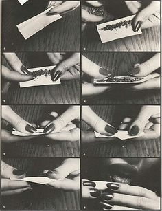 How to roll a joint!