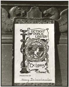 Book Porn — mlorenzetti:  Here, a DPL bookplate, inscribed by...