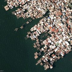 on november the danish architecture centre will open an exhibition dedicated to the earth, highlighting the monumental shifts that have taken place. Google Earth View, Google Earth Images, Earth Photos, Earth Design, Slums, Through The Looking Glass, Built Environment, Aerial Photography, Nature Photography