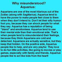 Aquarius.. Nailed it!
