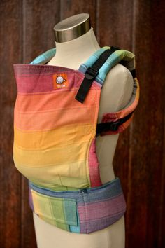 Tula Baby Carrier - rainbow