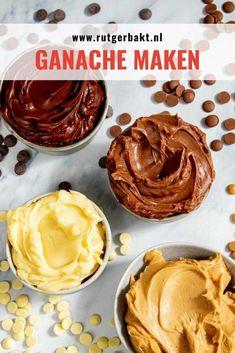 Cake Cookies, Cupcake Cakes, Cupcakes, Delicious Cake Recipes, Yummy Cakes, Cake Cream Filling, Ganache Recipe, Baking Basics, True Food