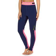 Prolimit Wetsuit Pants - Prolimit Womens SUP 2mm Airmax Wetsuit Pants - Blue/ Pink