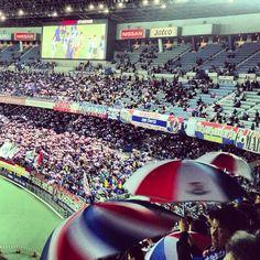 [J1第4節]横浜FM 3-2 FC東京 (日産スタジアム) 2013/03/30