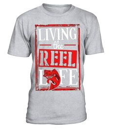 "# Living the Reel Life Fishing T-Shirt for Men Women Kids .  Special Offer, not available in shops      Comes in a variety of styles and colours      Buy yours now before it is too late!      Secured payment via Visa / Mastercard / Amex / PayPal      How to place an order            Choose the model from the drop-down menu      Click on ""Buy it now""      Choose the size and the quantity      Add your delivery address and bank details      And that's it!      Tags: New Familiar Apparel. Makes…"