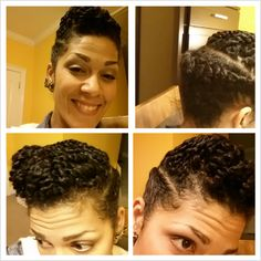 winter styles for natural hair 2013 - Google Search