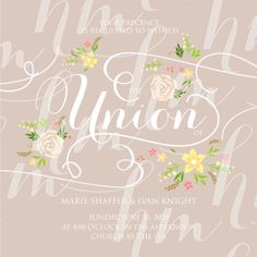 "Only 2.95 USD  Wedding invitation, ""Bridal shower announcement"", ""Save the Date card"", ""Wedding name card"", ""Thank you card"","