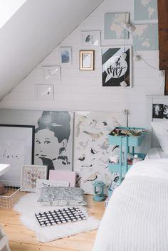 #VISIT: V pokojíčku u stylového králíka Nicole Kudelkové - Ananas Barb