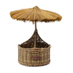 Beach Bar Cutlery Holder Rattan, Picnic Drinks, Cutlery Holder, Beach Bars, Coastal Style, Decorative Items, Home Decor, Products, Interior