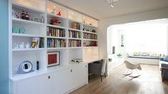 Kastenwand | Antonissen Interieurbouw Breda, Interieur op maat. Design en klassiek