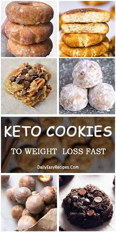 Keto Cookie Recipes To Weight Loss