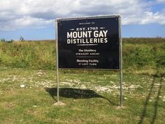 The oldest existing brand of rum in the world - Mount Gay in Barbados