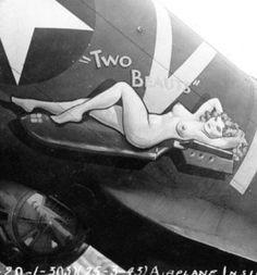Vintage Pinups & WWII Nose Art