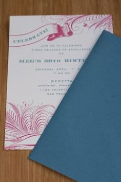 How To: Print Your Own Wedding Invitations - A Practical Wedding: Blog Ideas for Unique, DIY, and Budget Wedding Planning