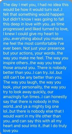 Quotes Discover love quotes for him boyfriend Cute Love Quotes Romantic Love Quotes Love Quotes For Him Message For Boyfriend Love Boyfriend Love Letters To Your Boyfriend Cute Texts For Boyfriend Romantic Quotes For Boyfriend Boyfriend Quotes For Him Long Love Quotes, Love Quotes For Her, Cute Love Quotes, Romantic Love Quotes, Real Quotes, Sweet Quotes, Love Texts For Her, Couple Quotes, Family Quotes