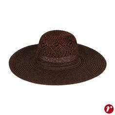 Dê um toque de glamour na praia com um chapéu poderoso!