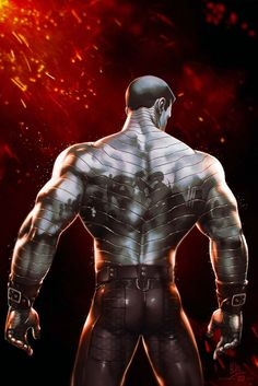 astonishingx:  Colossus by Kanthesis