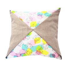 Hellopillow Wing Cubic Cloud Pastel