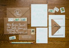 Oh So Beautiful Paper: Calligraphy Inspiration: Blue Eye Brown Eye
