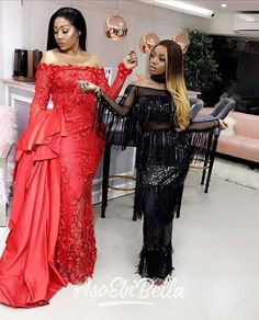 Look Chic in These Gorgeous Aso Ebi Gowns African Wear, African Dress, African Clothes, 80s Fashion, Fashion Dresses, Fashion Styles, Naija, Aso Ebi Dresses, Latest Aso Ebi Styles