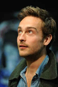 Tom Mison - Steve - Short Screening:54th BFI London Film Festival